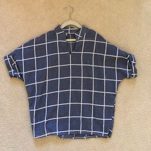 Collared Shirt - Size Small